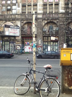 Bicycle Streetside
