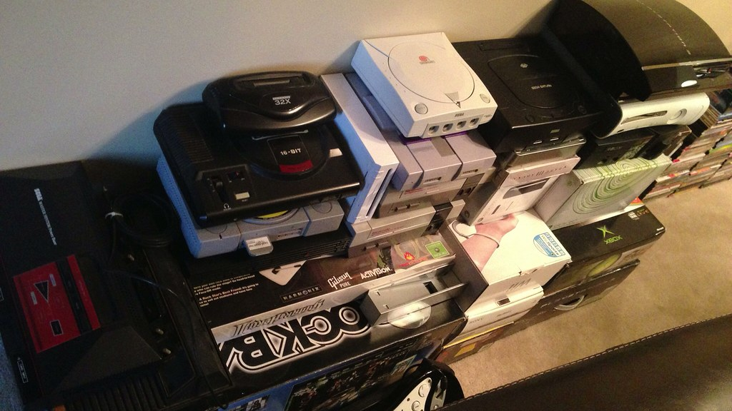 Console Collection