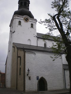 Tallinna toomkirik, Tallinn