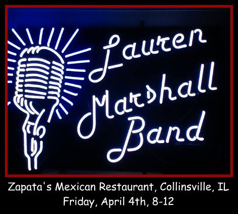 Lauren Marshall Band 4-4-14