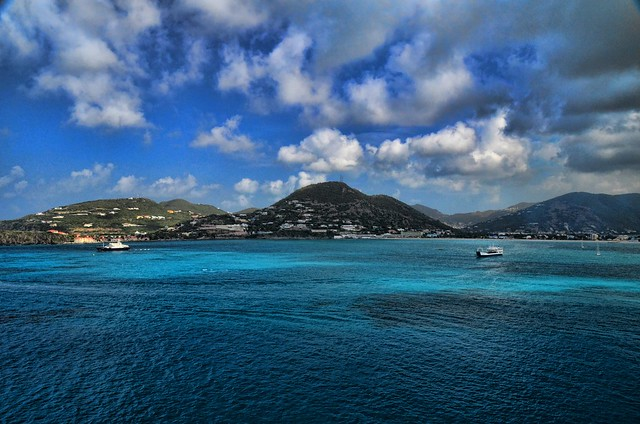 Philipsburg, St. Maarten [explored 4/28/14]