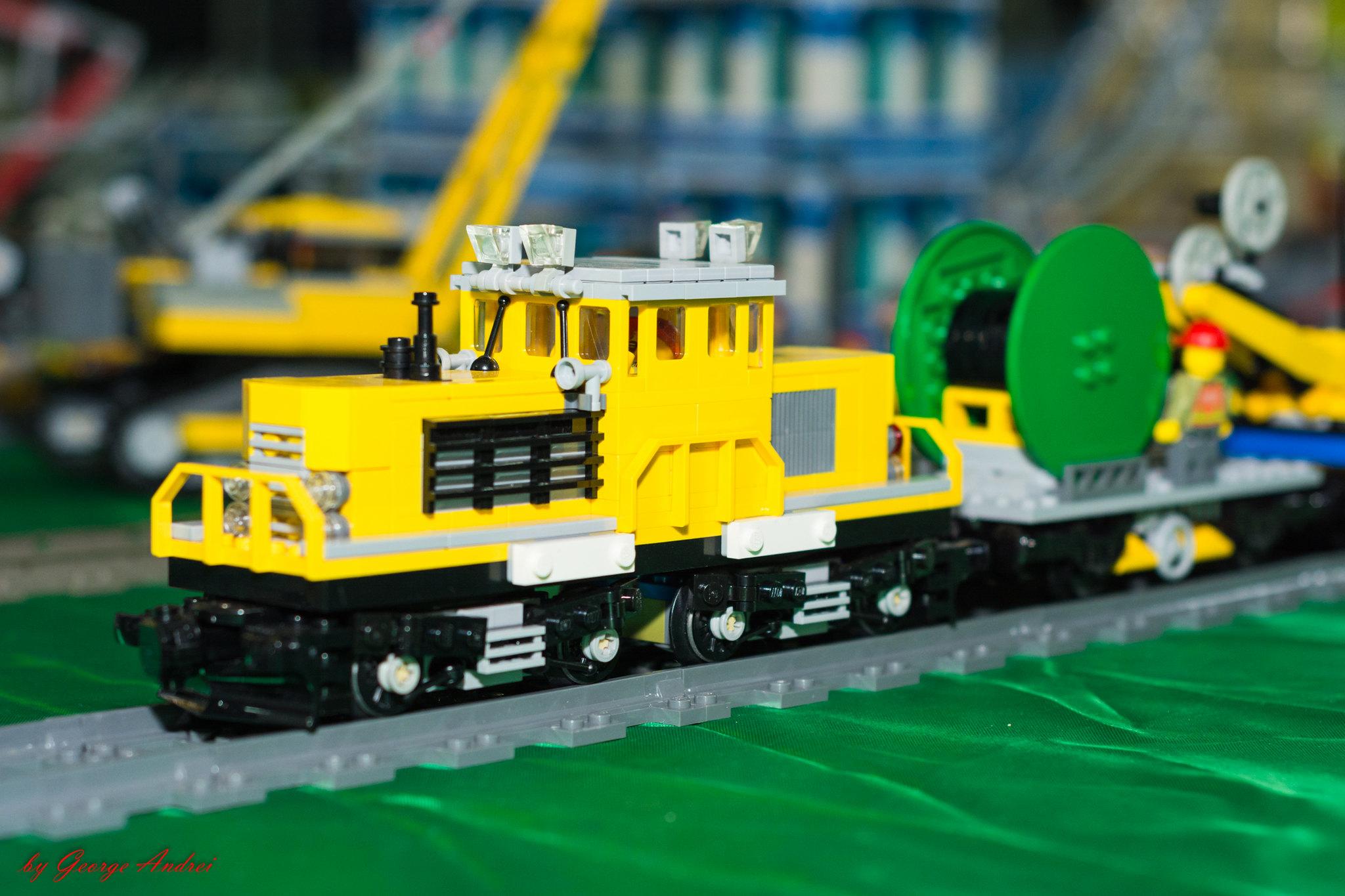 Locomotiva diesel hidraulica