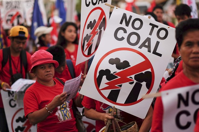 """Piglas Pilipinas: Philippines joins global wave of actions to """"Break Free from Fossil Fuels"""