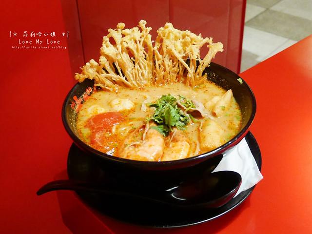 中山站美食餐廳大心泰式拉麵 (12)