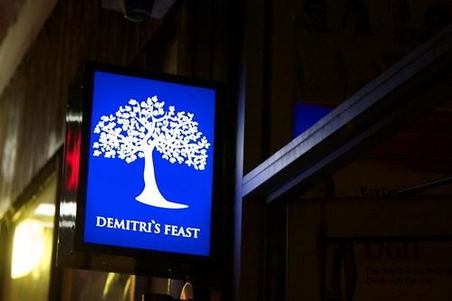 Demitri's Feast