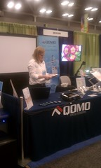QOMO HiteVision at TCEA/FETC shows