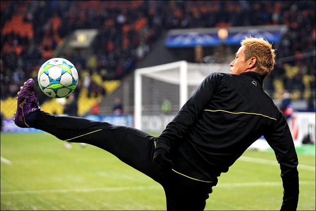 CSKA Moscow vs Real Madrid (1:1)