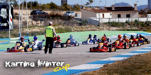 Karting Winter Cup 2012 Finestrat
