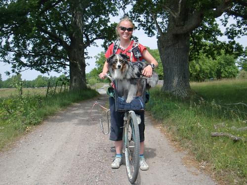 Cykling i Tjust skärgård