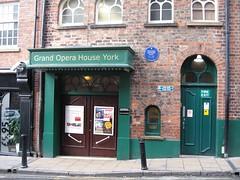 Photo of Frankie Howerd blue plaque