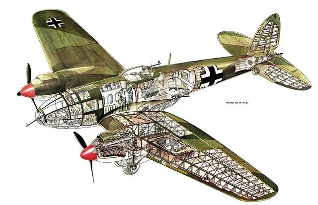 Heinkel He 111 H 3 Flickr Photo Sharing