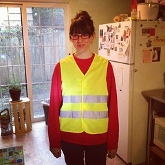 Review ikea patrull reflective vest bread bike for Ikea safety vest