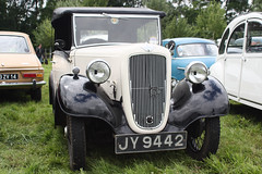 Une Austin Seven - Photo of Sainte-Foy-de-Montgommery