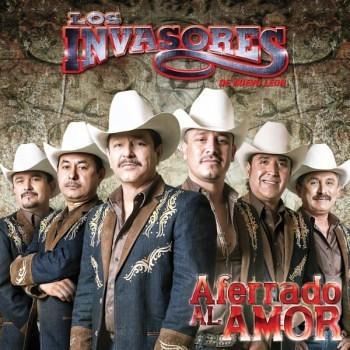 Los Invasores De Nuevo Leon  Aferrado Al Amor (2012)(DF)