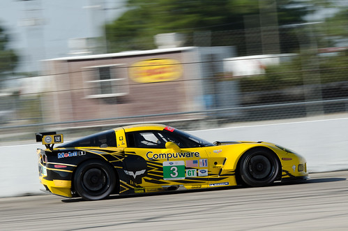 Sebring 2012 - ALMS / WEC Winter Test - Corvette Racing Chevrolet Corvette C6.R GTE