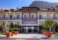 La Gomera - Hotel Gran Rey
