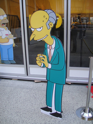 Simpsons 500th Episode Marathon - Mr Burns