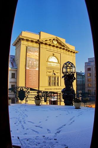 Prague Divadlo Hybernia 2