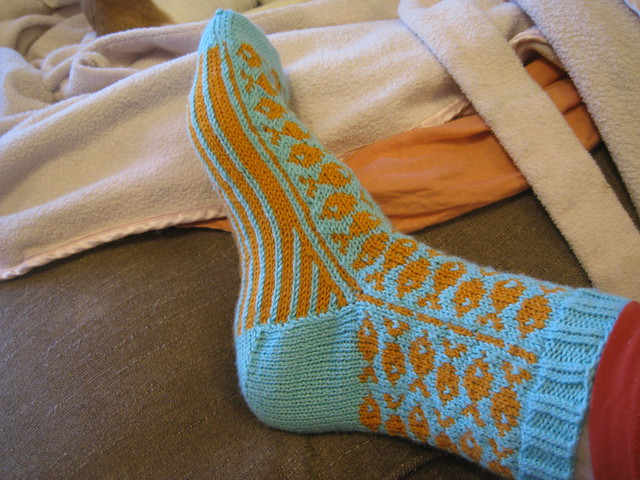 fish sock one