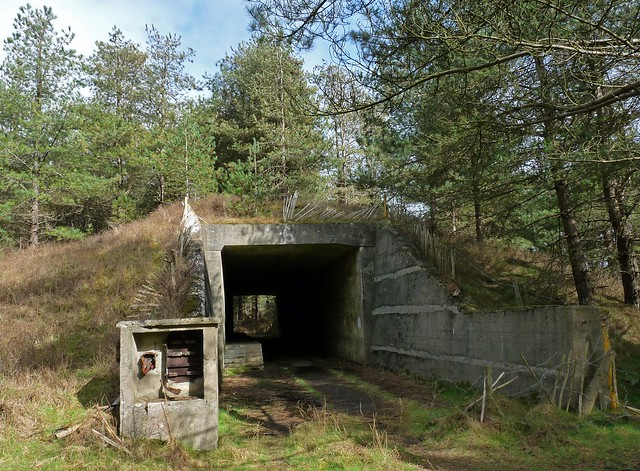25630 - Pembrey Munitions Bunker