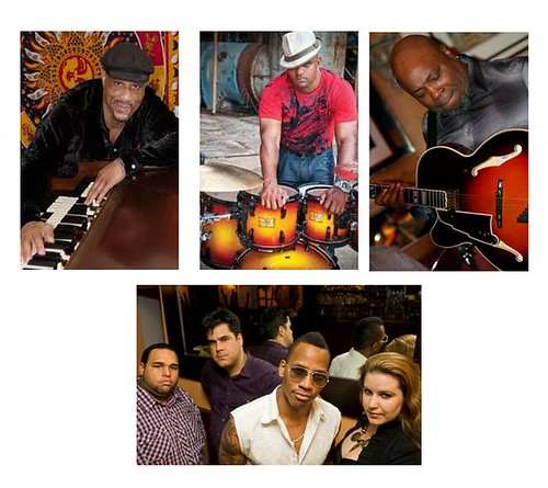 MASHUP: feat. Ike Stubblefield, Terence Higgins, Grant Green Jr. plus special guests with Pedrito Martinez Group