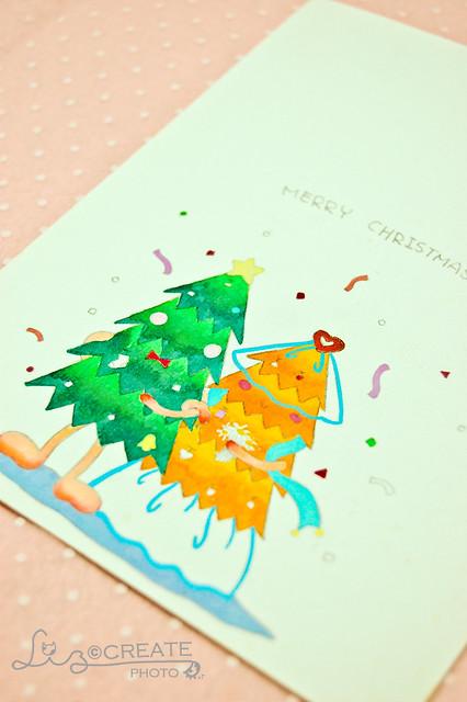 彩稿- 聖誕樹婚禮