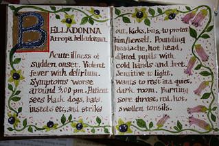 Illuminated Manuscript - Completed!