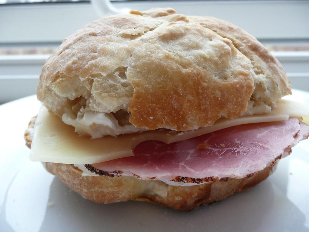 Pain sans map-sandwich
