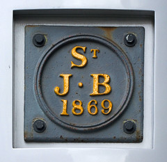St John the Baptist 1869