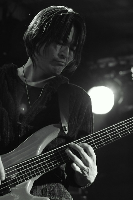 Napoleon live at Outbreak, Tokyo, 12 Mar 2012. S356