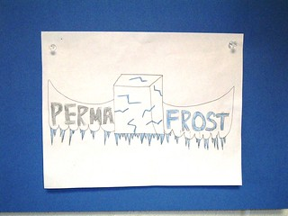 Permafrost symbol