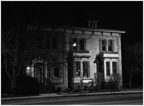 Night Light by Bruce Shapka