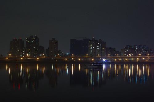 新手的大稻埕夜拍習作