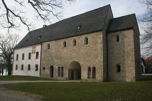 Karolingische Torhalle Fraueninsel