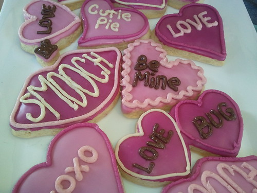 Some people just have the right idea about Valentine's Day | Bloom Bake Shop #photoaday2012 by wendysoucie