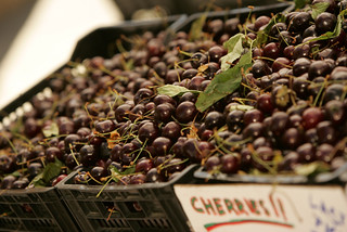 B.C. cherries getting ready to fly to China