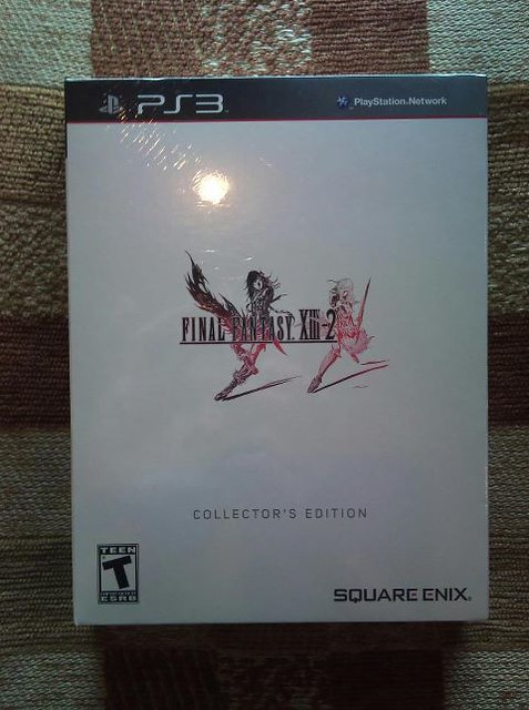FFXIII-2 Collector's Edition