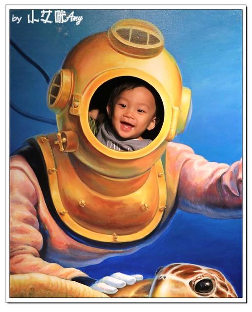 [3D展]高雄駁二藝術特區奇幻不思議日本3D幻視藝術畫展IMG_8052