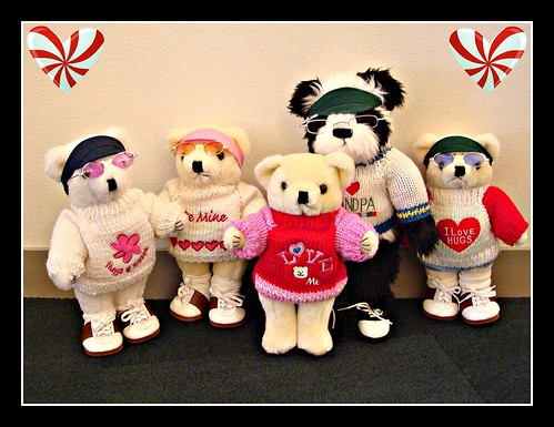 Papa Pandy introduces Akiko on Valentine's Day!