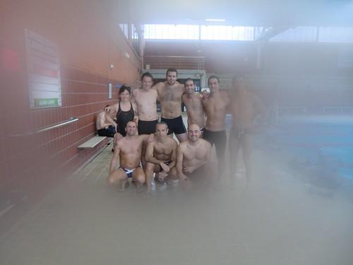 Nataci n en polideportivo paco yoldi y estreno en for Piscinas paco yoldi