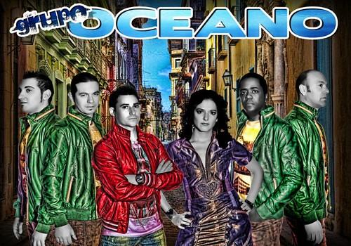 Grupo Océano 2012 - cartel