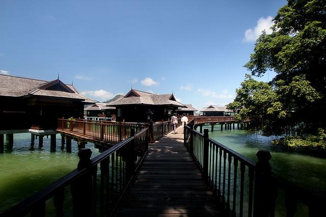 Pangkor Island Beach Resort Promotion