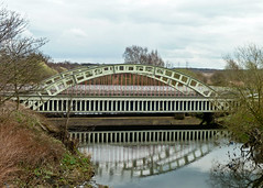 Stanley Ferry Aqueduct (Grade 1 Listed) by Tim Green aka atoach