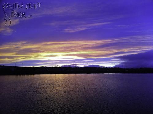 sunset landscape 365 creativecraftdesignllc