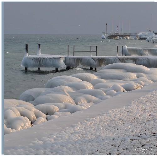11.02.2012 - depuis 10 jours les grands froids en Suisse -  10 days since the cold weather in Switzerland by Jogabi-Michèle