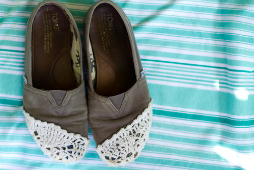 Toms refashion