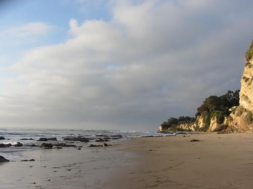 sunday morning beach