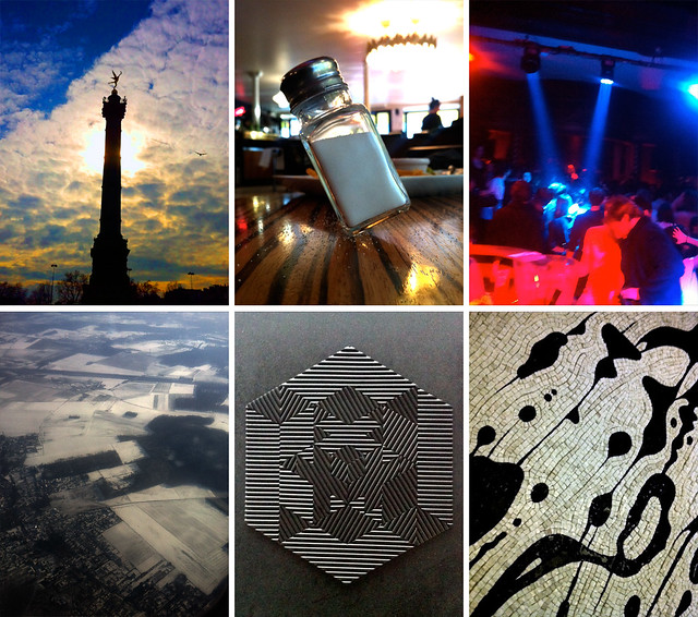 Paris iPhone Snaps : Toujours Aventure.