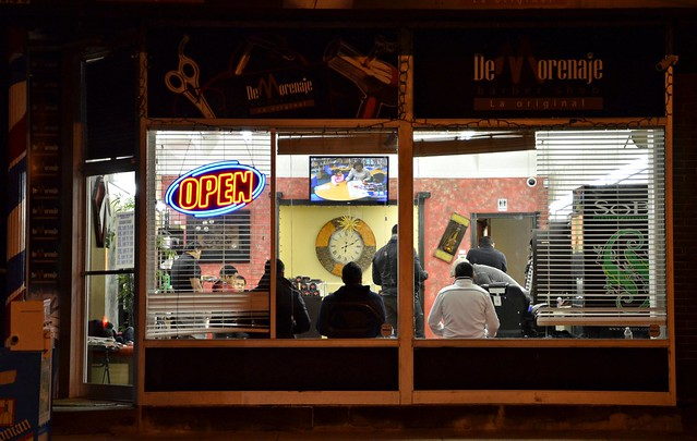 Barber Shop Jersey City : Barber shop in Chambersburg - Trenton NJ Flickr - Photo Sharing!