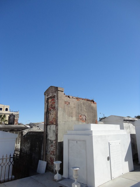 St Louis Cemetary